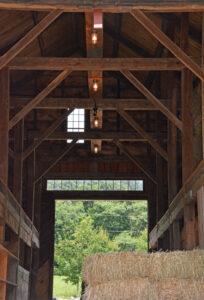 grano barn inside lo resj