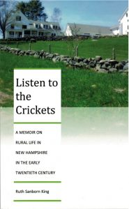 Listen to the Crickets cover lo res for web