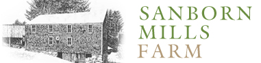 Sanborn Mills Farm - Where farming, gardening, craft, and learning meet in New Hampshire's historic landscape